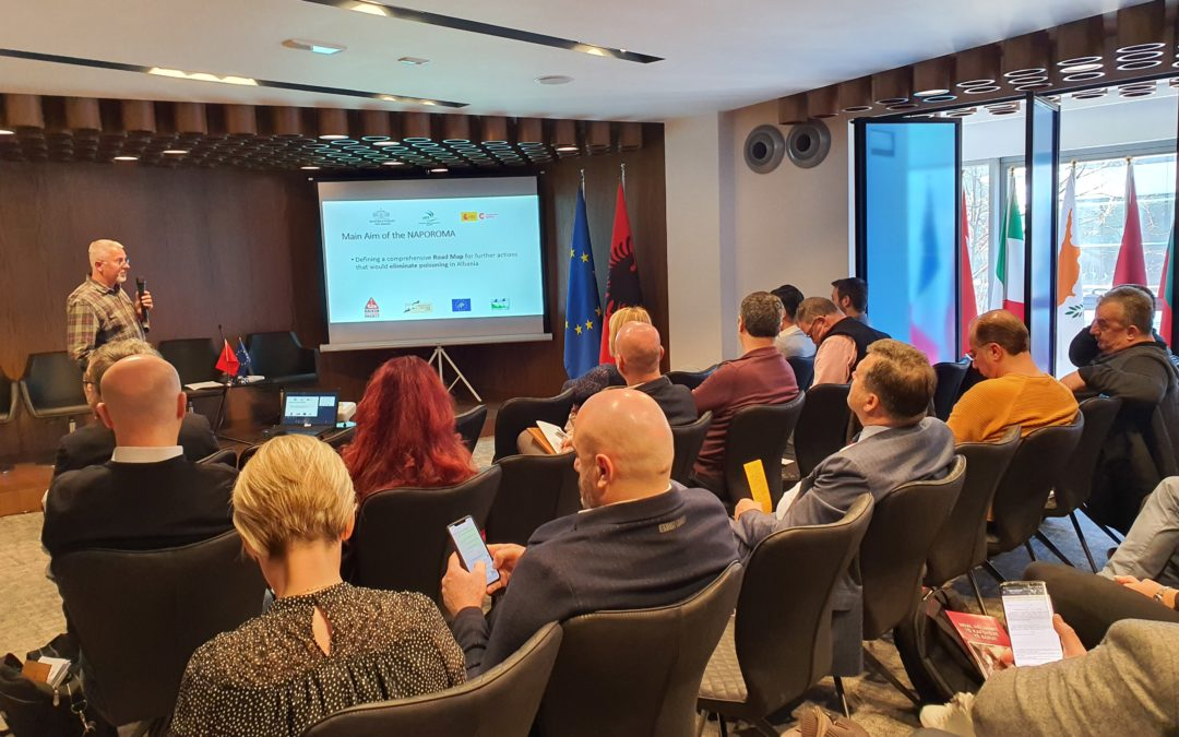 """National Workshop – """"Anti-Poisoning and Wildlife Crime in Albania"""""""