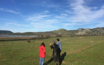 The third round of interviews to investigate wildlife poisoning in Albania