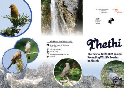 The best of Shkodra region Promoting Wildlife Tourism in Albania (Thethi)