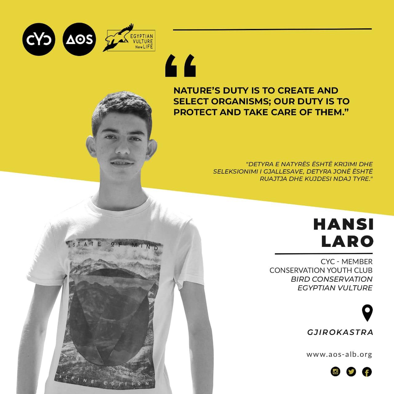 Hansi Laro