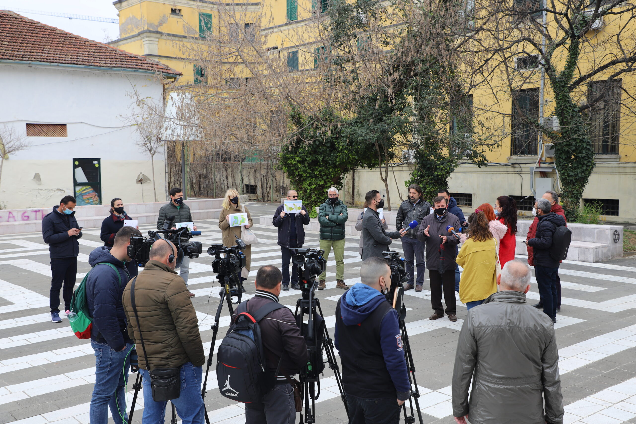 Protected Areas in Albania are threatened in order to pave the way for infrastructure projects