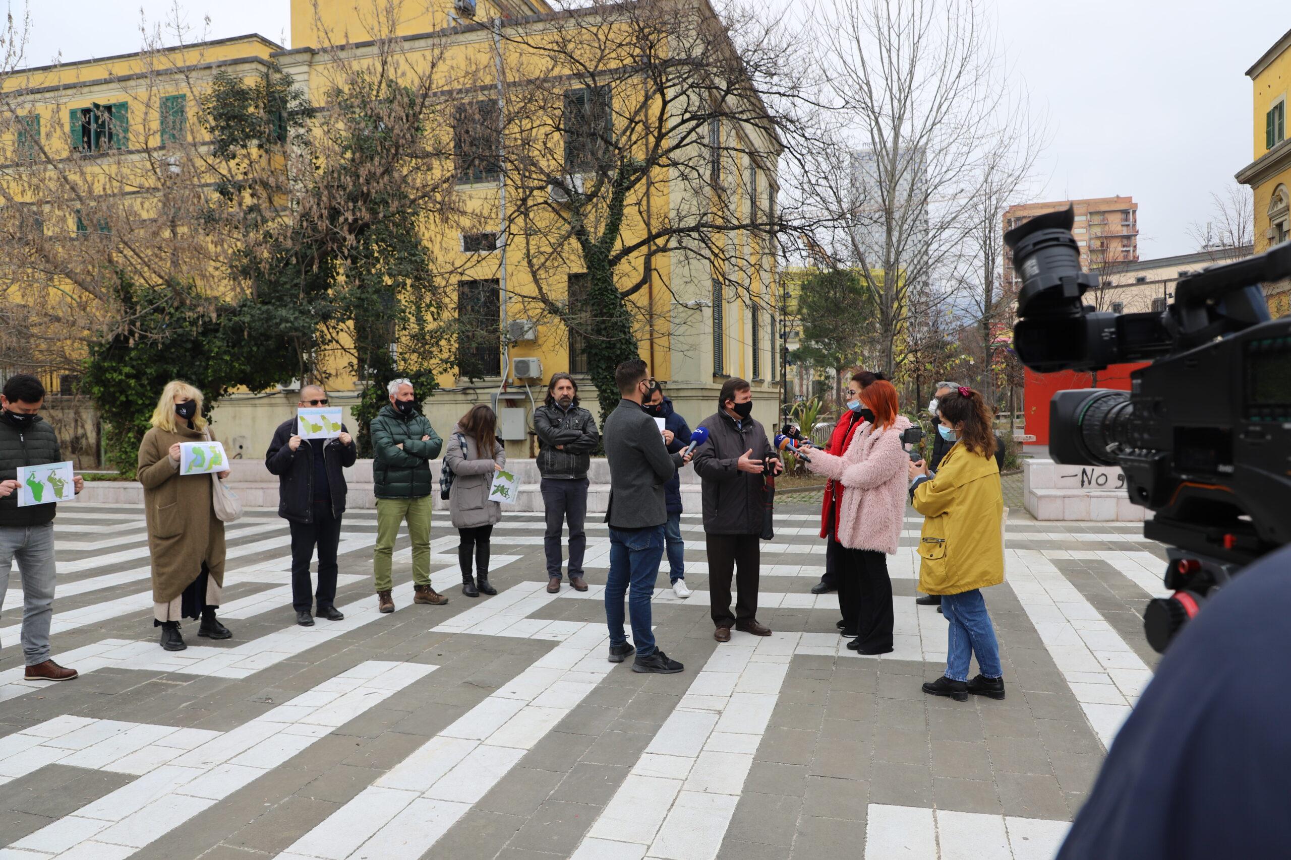 Kërcënohen Zonat e Mbrojtura në Shqipëri për t'i hapur rrugë projekteve infrastrukturore