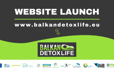 Check out the newly launched website of the BalkanDetox LIFE project