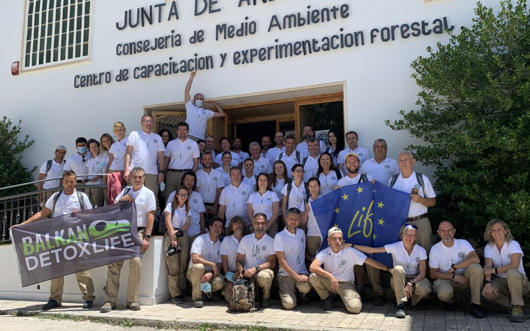 Wildlife Crime Academy: using CSI and forensic science to solve wildlife crimes across 9 countries