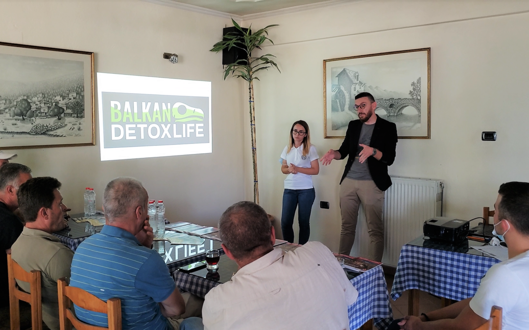 THE PERCEPTION OF ALBANIANS ABOUT THE WILDLIFE POISONING – INFORMATIVE-EDUCATIONAL MEETINGS IN SOME RURAL AREAS OF SOUTHERN ALBANIA
